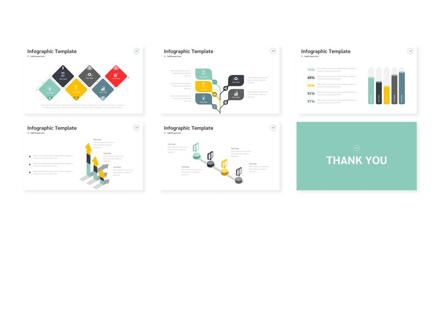 Be+Plus - Powerpoint Template - 2