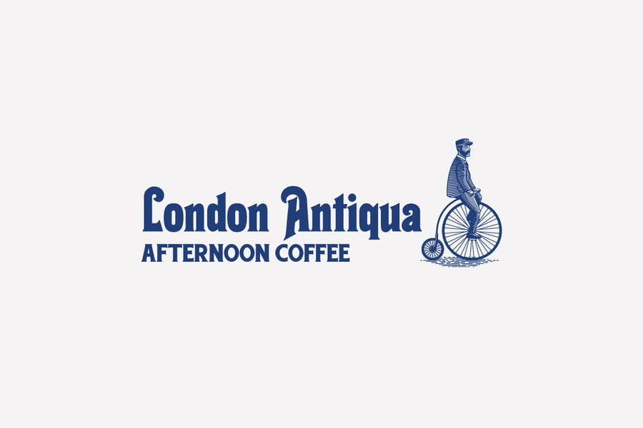 London Antiqua Logo Template - 2