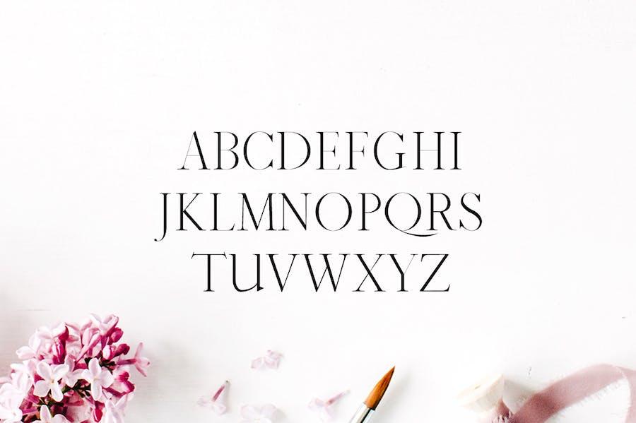 Jaavon Serif Font Family - 0