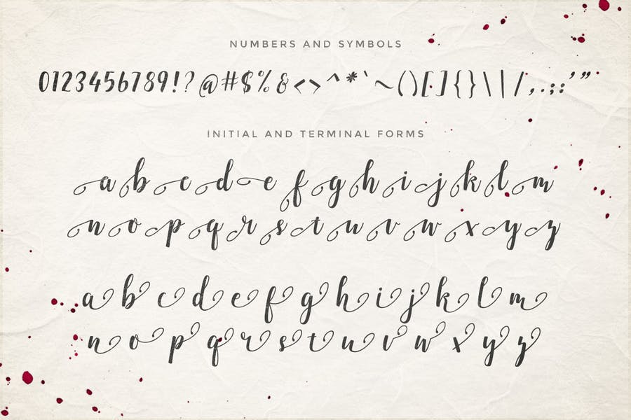 Emellie Script Font - 1