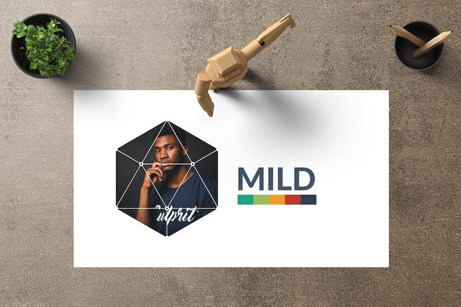 MILD Powerpoint Template - 1