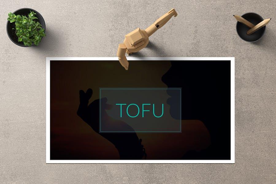 Tofu - Keynote Template - 0