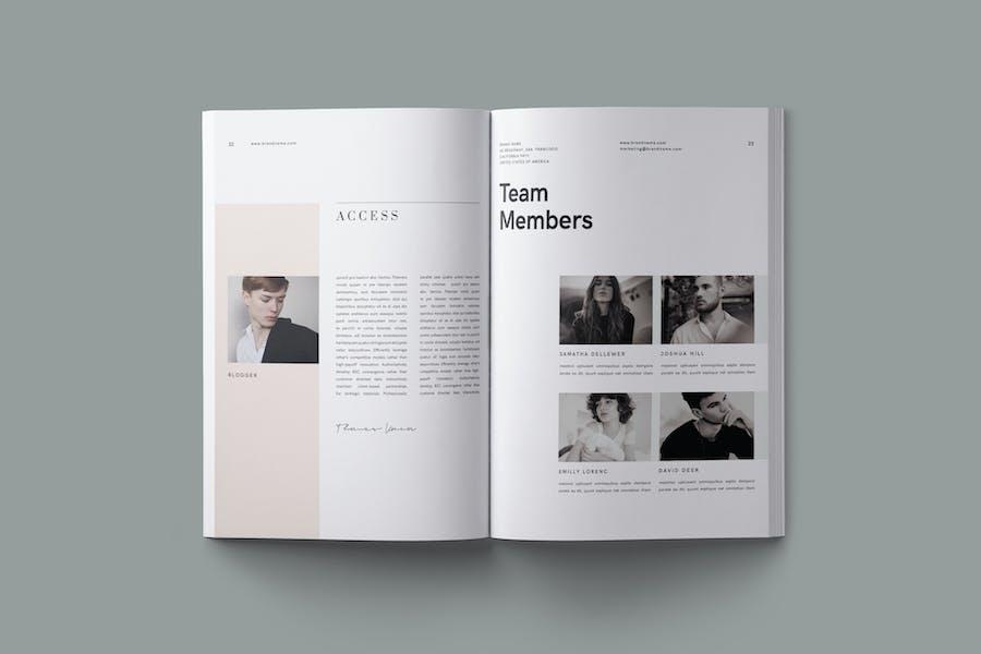 Nano Indesign Brochure - 3