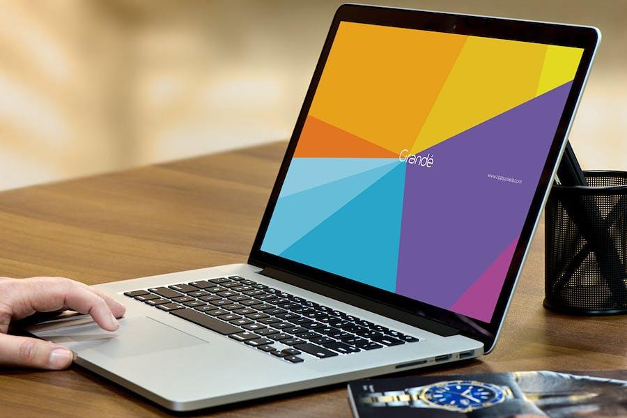 MacBook Mockups - 0