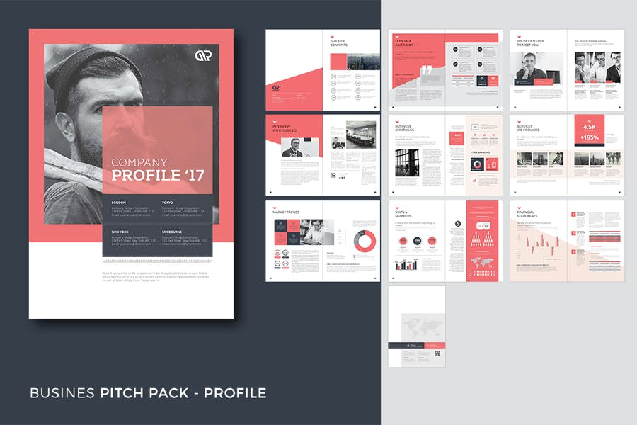 Business Pitch Pack - 1