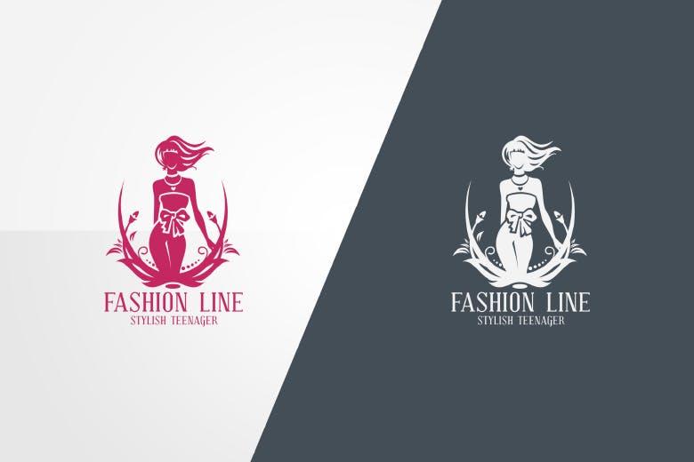 Fashion Logo Template - 0