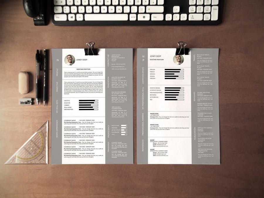 Resume - 3