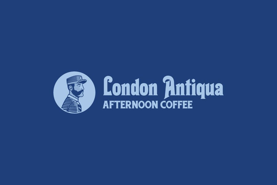 London Antiqua Logo Template - 3