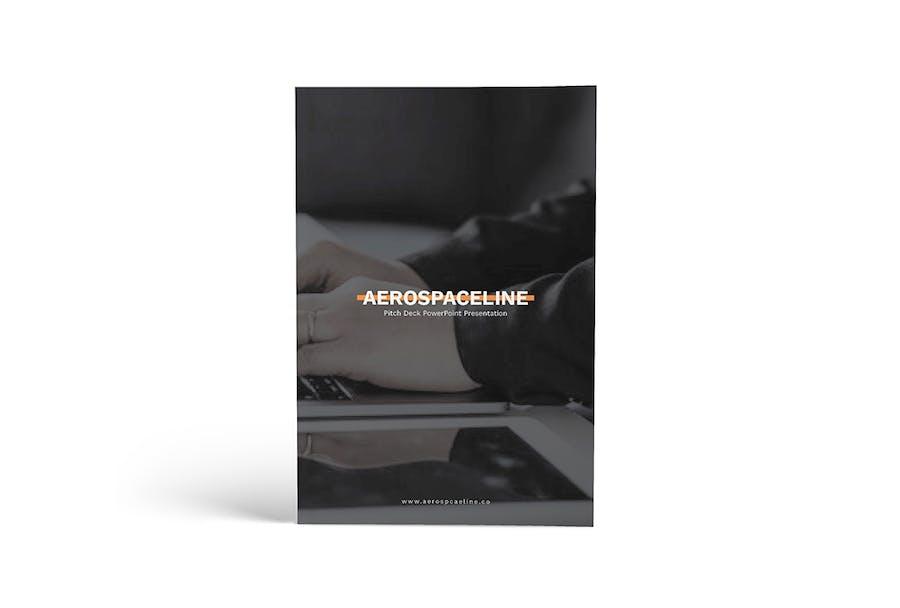 Pitch Deck A4 Brochure - 0