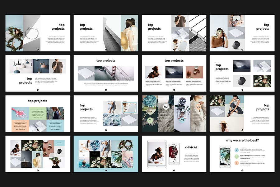 Enjoy PowerPoint Template - 3