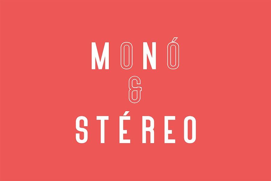 Monerd - Simply Sans Serif - 1