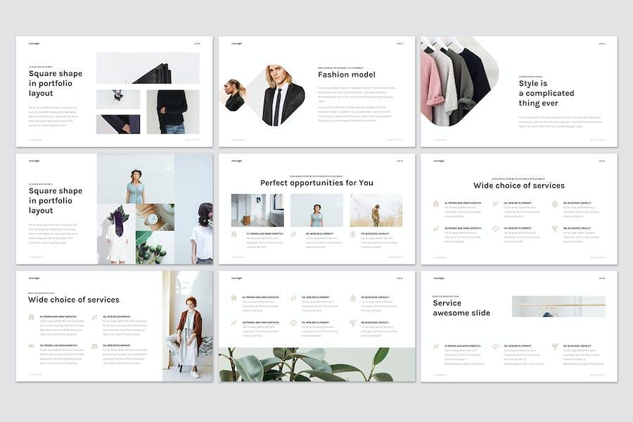 Minimal Fashion Presentation - 3