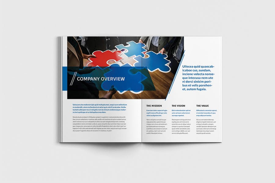 AgencyPro - A4 Agency Brochure Template - 3