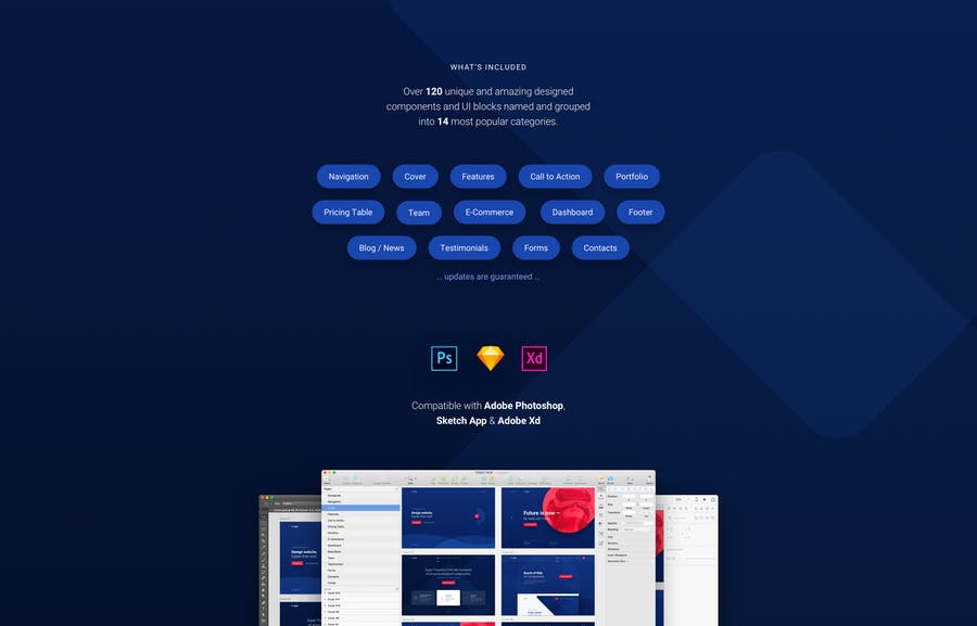 Today Web UI Kit - 0