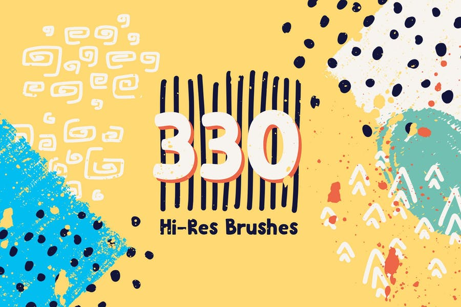 Graphic Beats: Brushes for ProCreate - 0