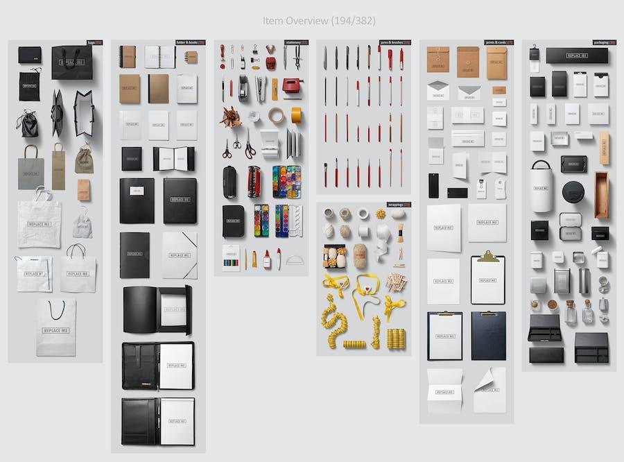 Art & Branding Scene Generator - Part 1 - 0