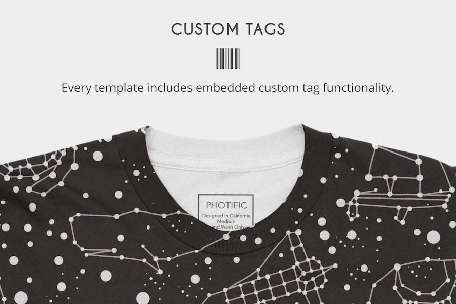 T-Shirt Mockups - 3