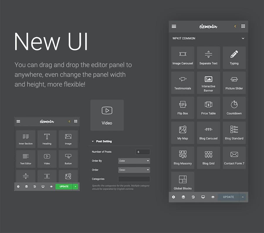 WPKit For Elementor - Advanced Widgets & Addon - 2