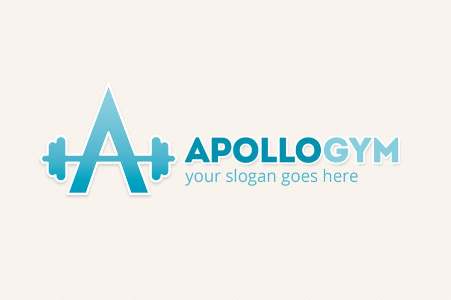 Appollo Gym Logo - 0