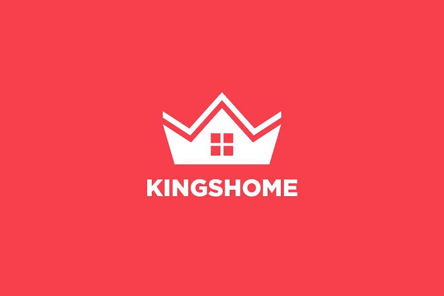 Crown & House - Real Estate Logo - 0