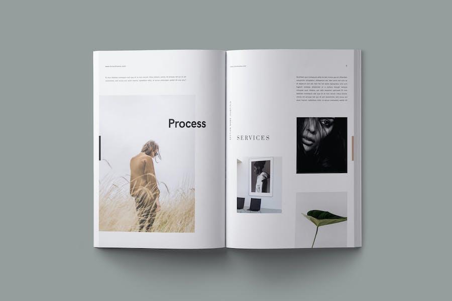 Nano Indesign Brochure - 0
