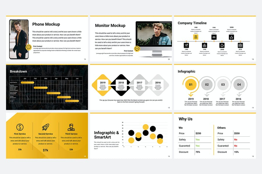 Business Proposal Template - 1