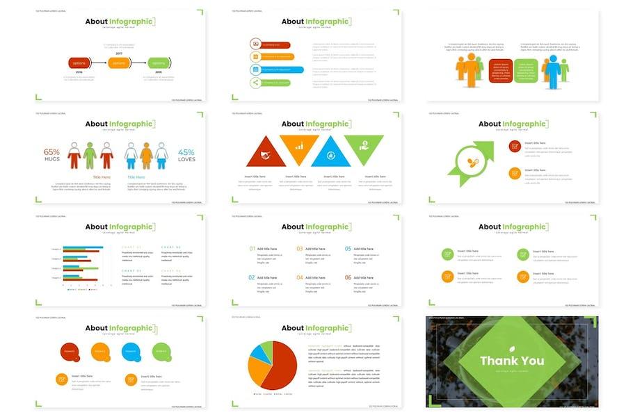 Green Tea - Powerpoint Template - 3