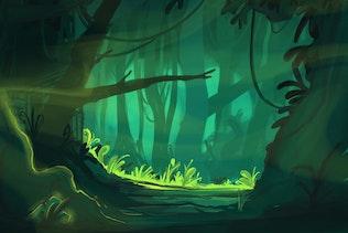 The Jungle: Procreate Brushes - 1