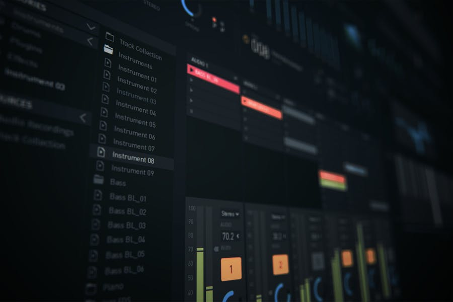 NETA: Modern Virtual Instruments GUI - 2