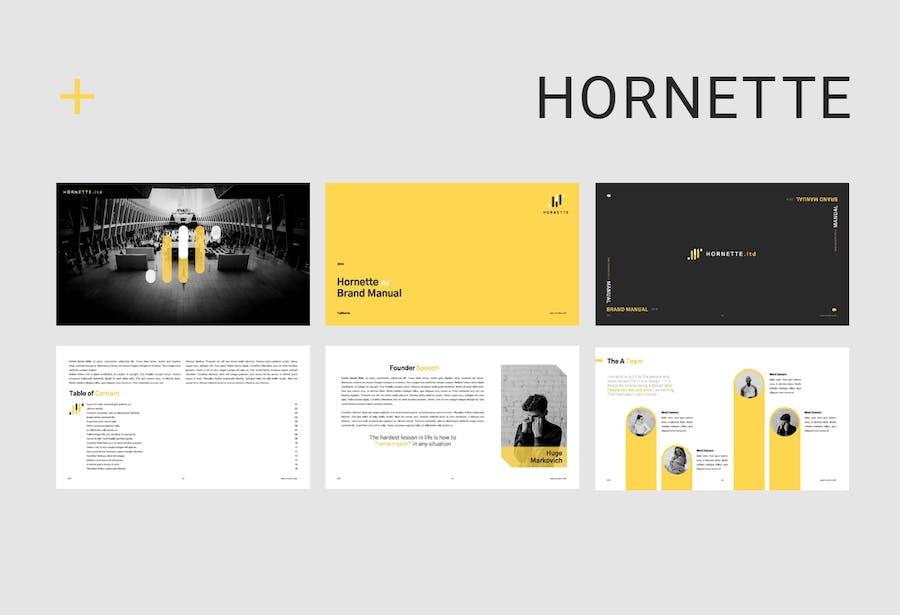 Hornette Powerpoint - 0