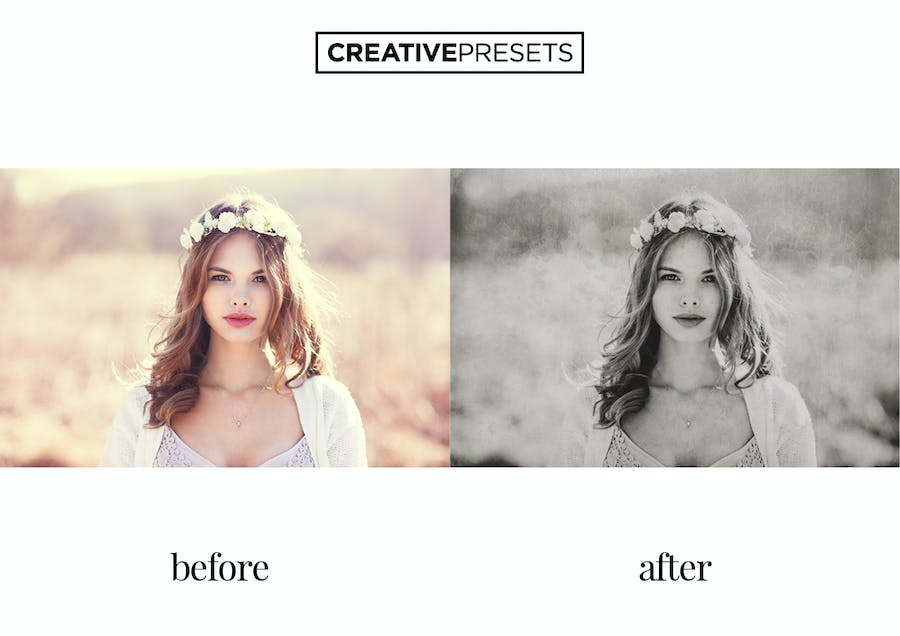 Wet Plate Lightroom Presets + Overlays - 3