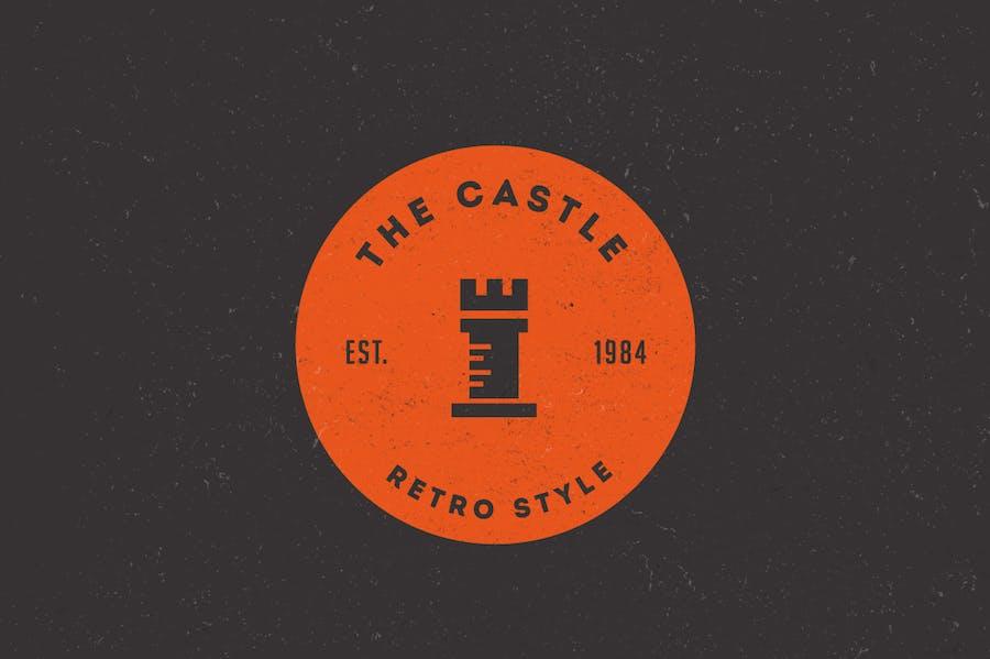 20 Vintage Logos & Badges - 1