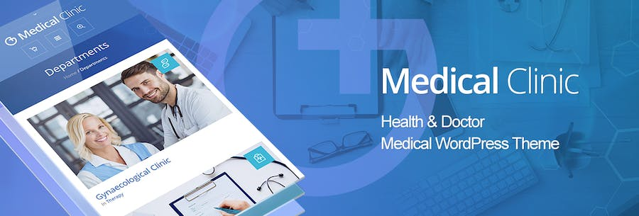Medical Clinic - Health & Doctor Medical WP Theme - 0