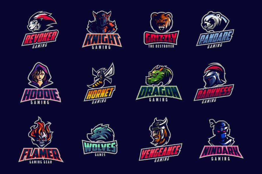 Esports Logo Kit - 0