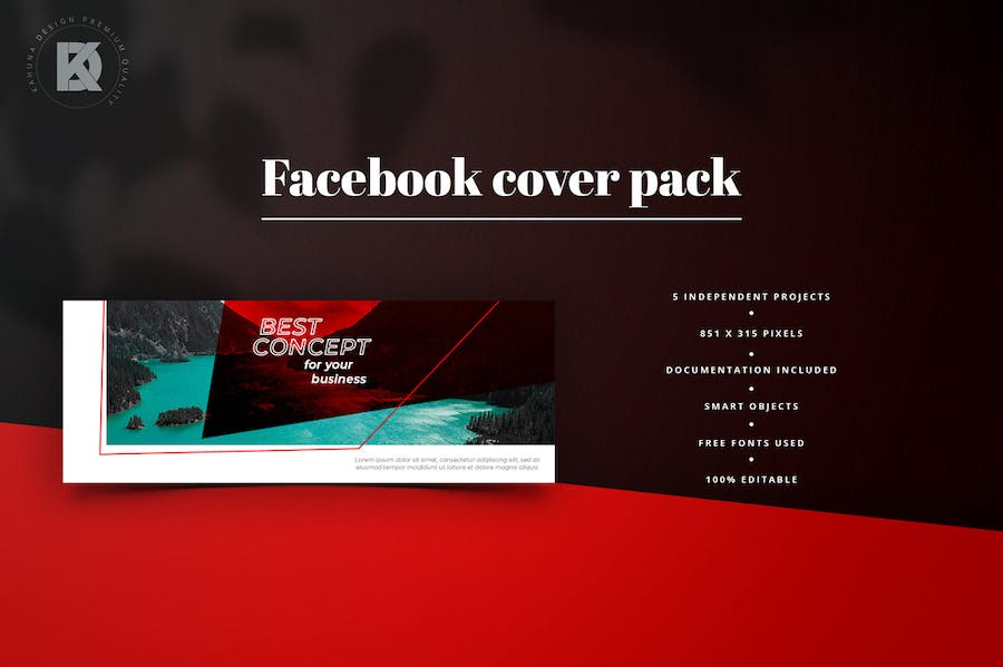 Facebook Cover Pack - 0