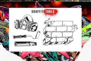 PROCREATE GRAFFITI BOMBING for Procreate - 2