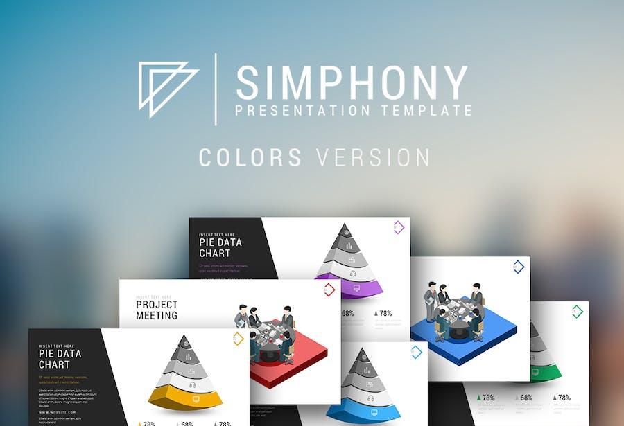 Simphony Presentation Template - 2