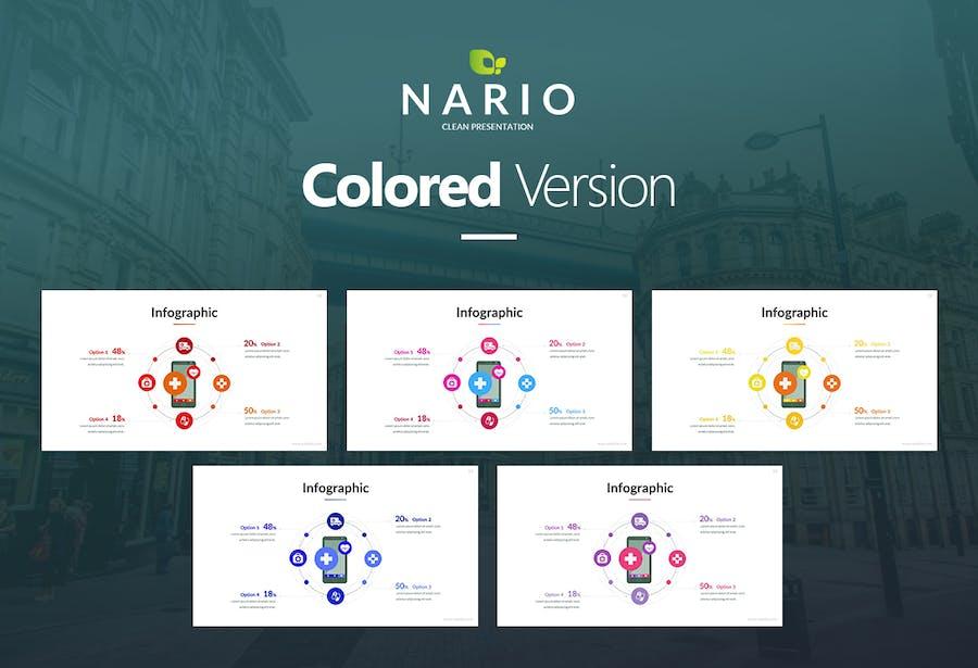 Nario Clean Presentation - 2