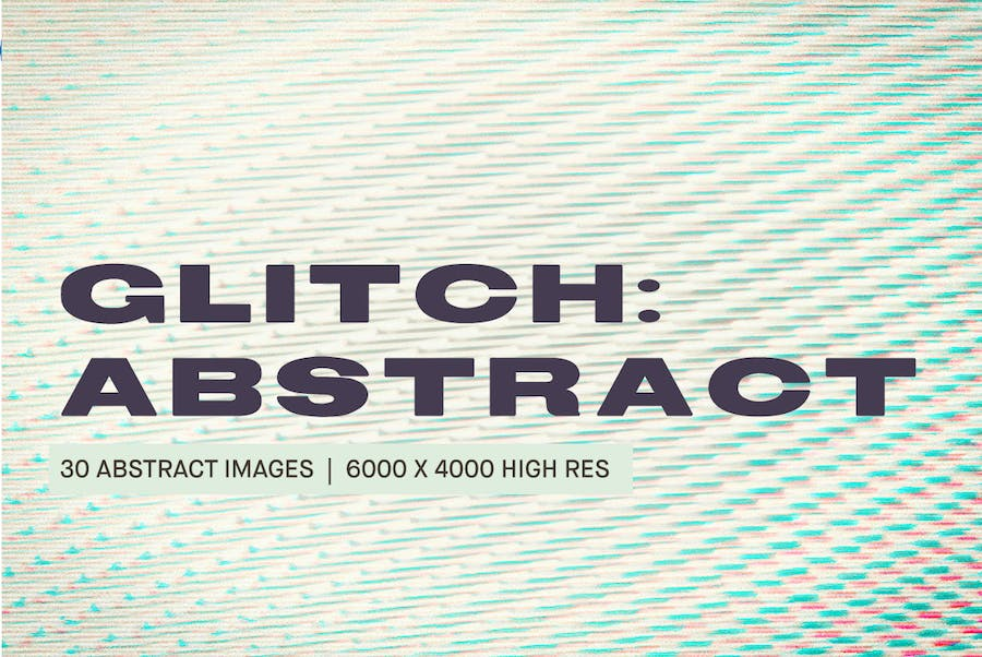 Glitch Abstract Background Images - 0