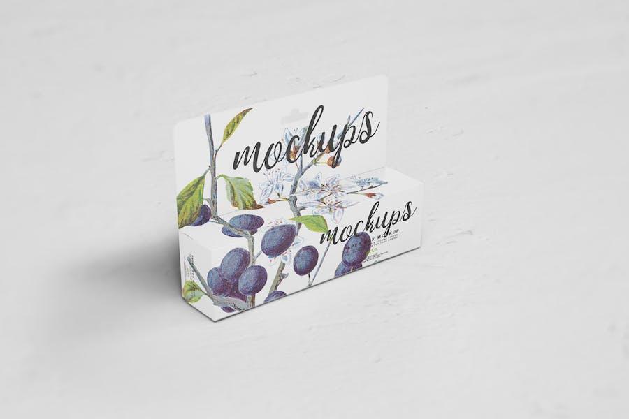 Paper Box Mockup 10 - 1