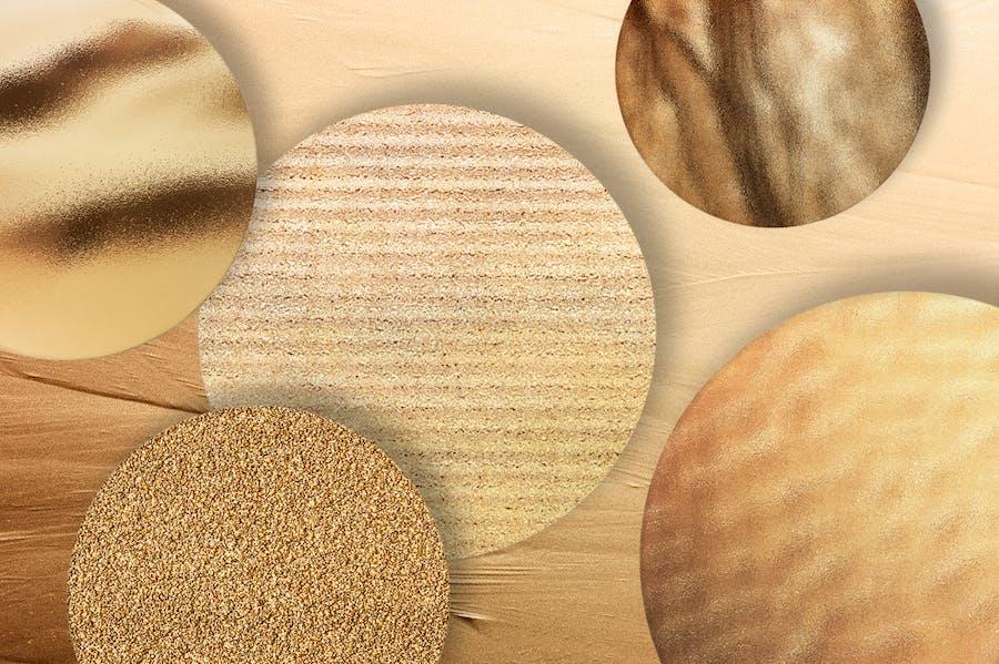 50 Gold Textures - 2