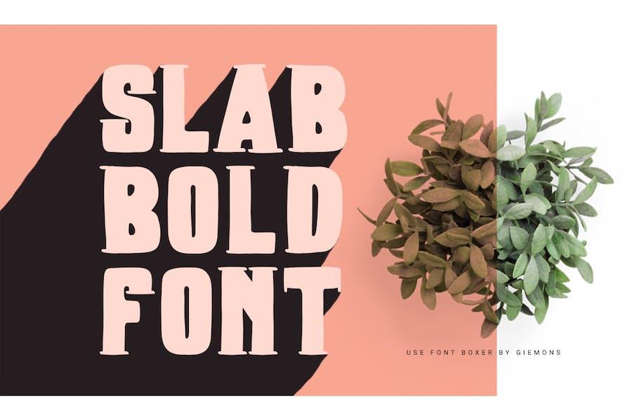 Boxer Typeface - 1