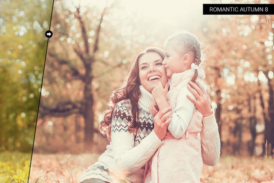 Romantic Autumn Lightroom Presets - 1