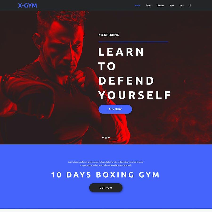 X-Gym - Sports & Fitness Center - 0