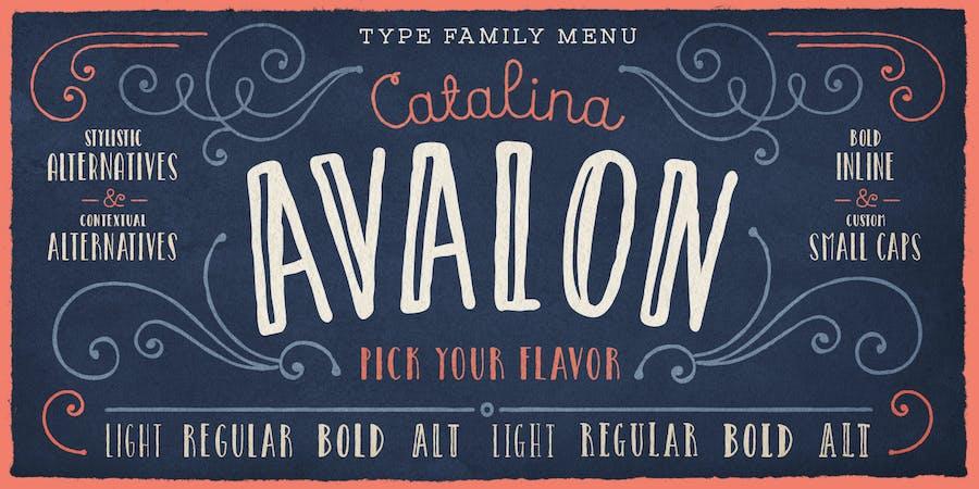 Catalina Avalon  - 1