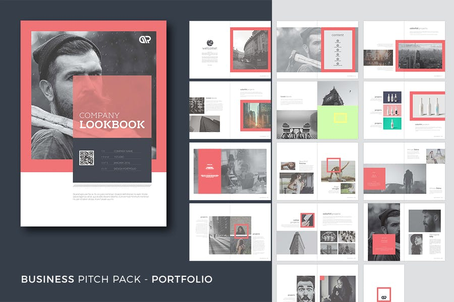 Business Pitch Pack - 0
