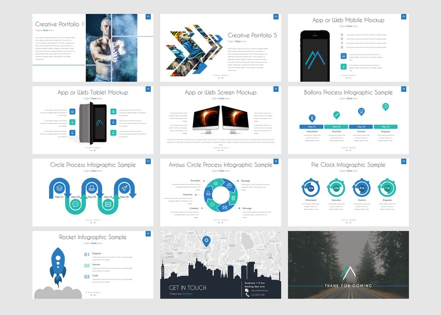 MAXPRO - POWERPOINT TEMPLATE - 0