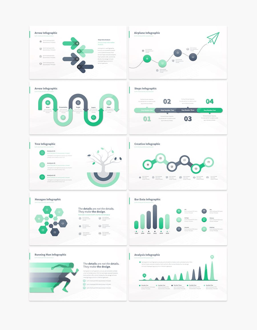 Digital - Multipurpose PowerPoint Presentation - 1