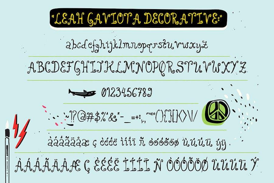 Leah Gaviota - 1