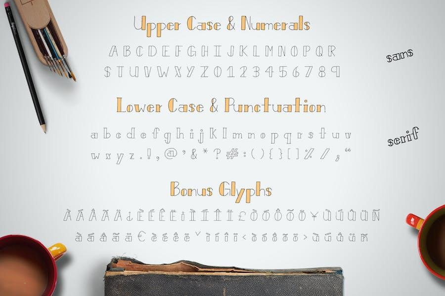 Bistro Font - 3